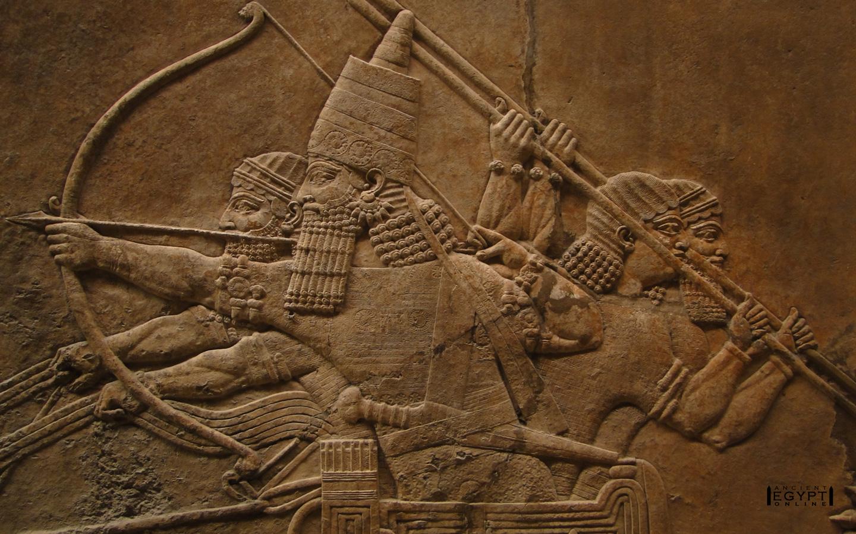 ashurbanipalLionHunt1440X900